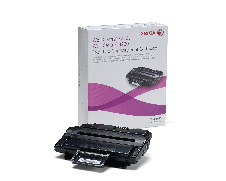 Xerox 106R01487 black Original Originální toner Xerox 106R01487 - černý