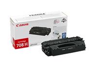Canon CRG-708H black Original Originální toner Canon CRG 708H - černý