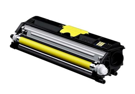 Minolta A0V305H yellow original Originální toner Minolta A0V305H - žlutý