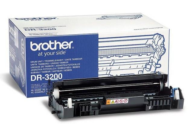 Brother DR-3200 - drum original Originální optický válec Brother DR3200