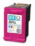 HP 301 XL (HP CH564EE) color - renovace Repasování vaší prázdné cartridge HP 301xl (CH564EE)