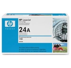 HP Q2624A (HP 24A) black Originální cartridge HPQ2624A - černá