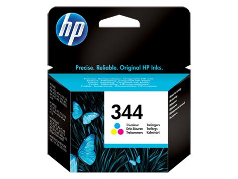 HP 344 (HP C9363EE) color Original Originální cartridge HP344 (C9363E) - barevná