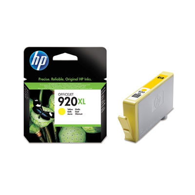 HP CD974AE (HP 920xl) yellow Originální cartridge HP CD974AE (HP920xl)