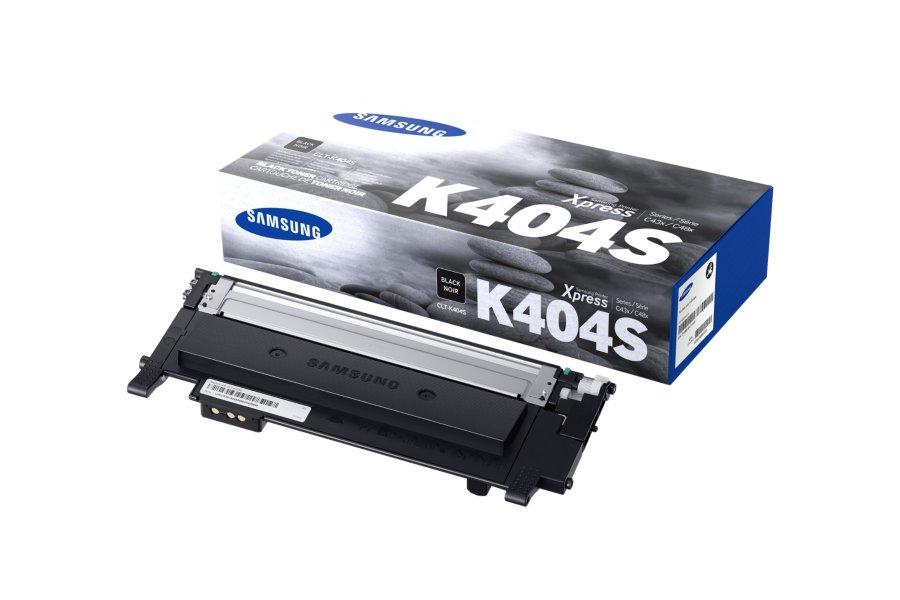 Samsung CLT-K404S black original Originální cartridge Samsung CLT-K404S - černá