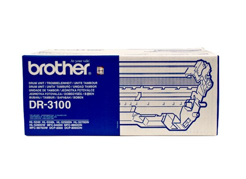 Brother DR-3100 drum Originální optický válec Brother DR 3100