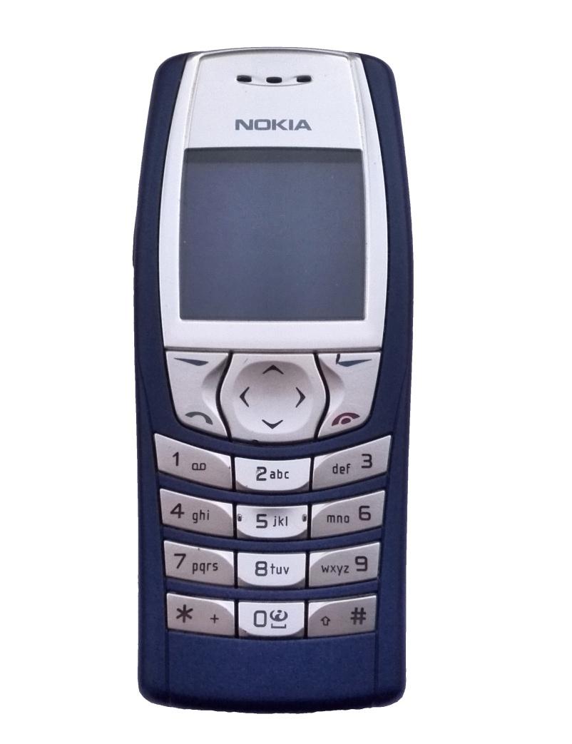 Nokia 6610i - originální - retro Klasická Nokia 6610i - použitá