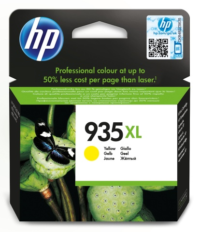 HP 935 XL (C2P26AE) yellow original