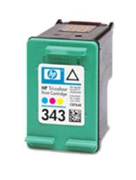 HP 343 (HP C8766E) color - renovace Repasování vaší prázdné cartridge HP343 (C8766E)