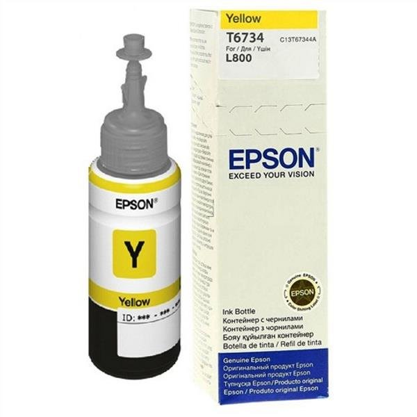 Epson T6734 (C13T67344A10) - yellow original