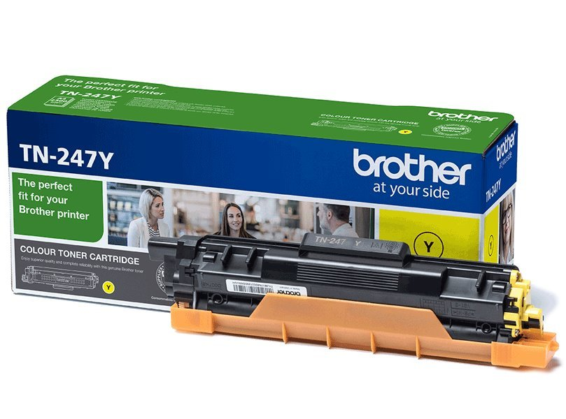 Brother TN-247Y originál
