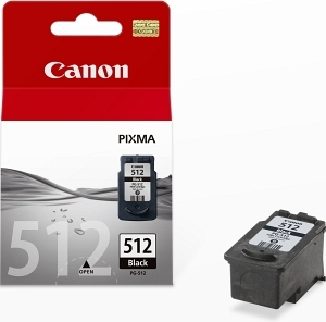 Canon PG-512 black Originál Originální černá náplň PG512