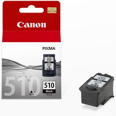 Canon PG-510 black Originál Originální černá náplň PG510