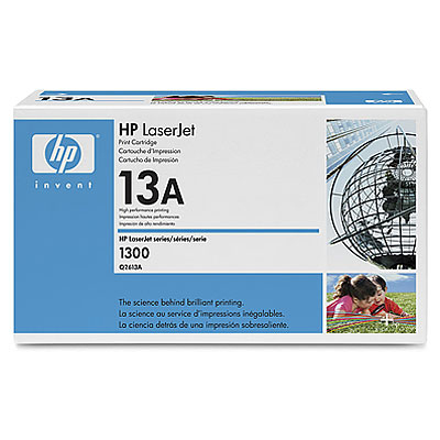 HP Q2613A (HP 13A) black Originál Originální cartridge HP Q2613A - černá