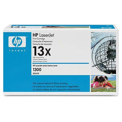 HP Q2613X (HP 13X) black Originál Originální cartridge HP Q2613X - černá