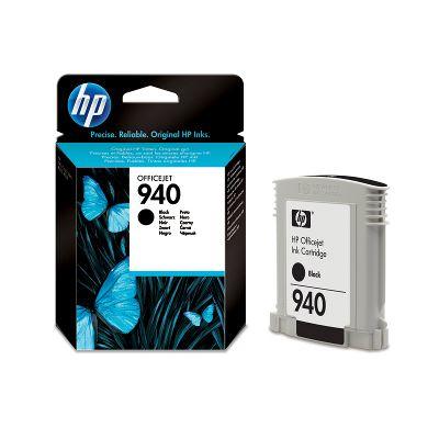 HP C4902AE (HP 940) black original Originální cartridge HP C4902 AE (HP940) - černá
