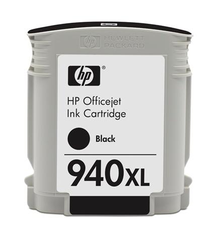 HP C4906AE (HP 940 XL) black - renovace Repasování vaší prázdné cartridge HP C4906 AE (HP940xl)