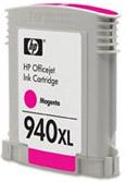 HP C4908AE (HP 940 XL) magenta - renovace Repasování vaší prázdné cartridge HP C4908 AE (HP940xl)