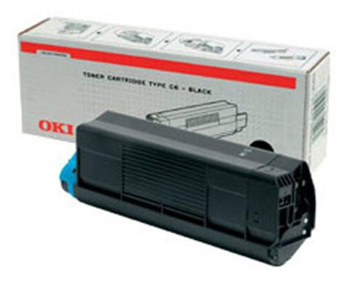 OKI 43034808 black Originál (1500 stran) Originální toner OKI 43034808 - černý