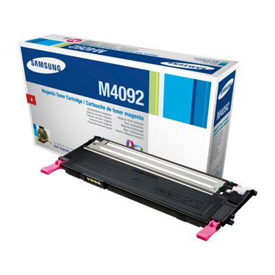 Samsung CLT-M4092S magenta Originál Originální cartridge Samsung CLTM4092S - purpurová