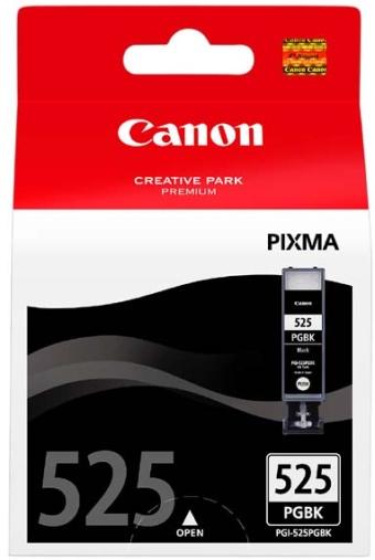 Canon PGI-525PGBk black Originál Originální černá náplň PGI525 PGBk (525 PGBK)