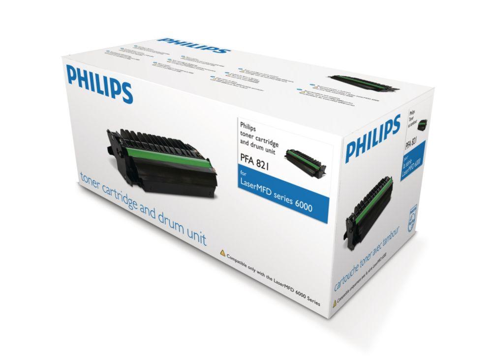 Philips PFA 821 black Originál Originální cartridge Philips PFA-821 - černá