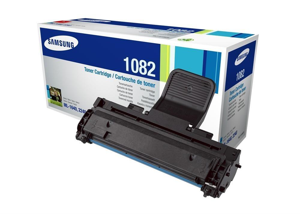 Samsung MLT-D1082S black Originál Originální cartridge Samsung MLTD1082S - černá