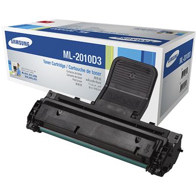 Samusung ML-2010D3 black Originál Originální cartridge Samsung ML2010 D3 - černá