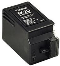 Canon BX-20 (BC-20) black - renovace Repasování vaší prázdné cartridge BX20 (BC20)