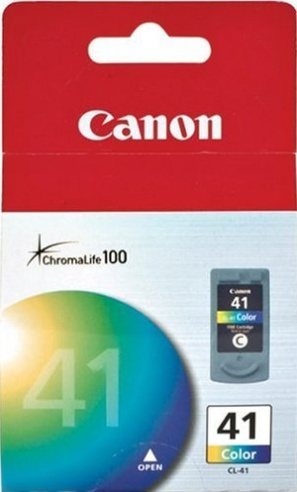 Canon CL-41 color Originál Originální barevná cartridge CL41