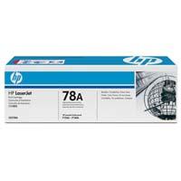 HP CE278A (HP 78A) black Originál Originální cartridge HP CE-278A (HP78A) - černá