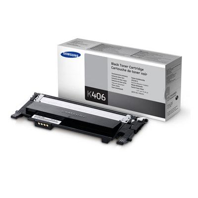 Samsung CLT-K406S black Originál Originální cartridge Samsung CLTK406S - černá