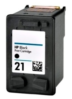 HP 21 (C9351AE) black - renovace Repasování vaší prázdné náplně HP21