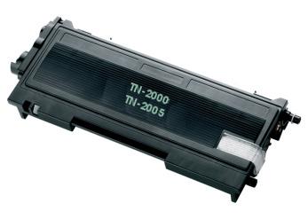 Brother TN-2000 / Brother TN-2005 black Compatible Kompatibilní cartridge Brother TN2000 / TN2005 - černá