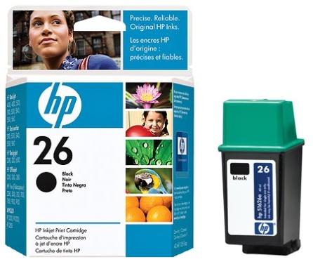 HP 26 (HP 51626A) Originál Originální cartridge HP51626A
