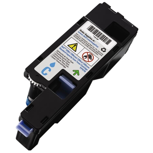 Dell 593-11017/21 cyan Compatible Kompatibilní cartridge Dell 593-11017 - azurová