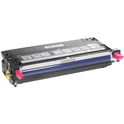 Dell MF790 magenta Compatible Kompatibilní cartridge Dell MF790 - purpurová