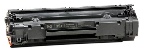 HP CB435A (HP 35A) black Compatible Kompatibilní cartirdge HP CB-435A (35A) - černá
