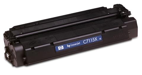 HP C7115X (HP 15X) black Compatible Kompatibilní cartridge HP C7115 X (HP 15X) - černá