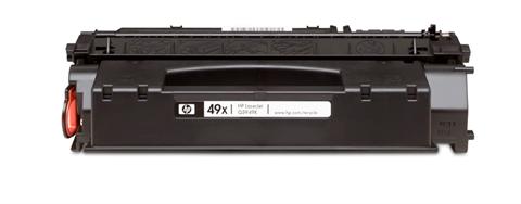 HP Q5949X (HP 49X) black Compatible Kompatibilní cartridge HP Q5949X - černá