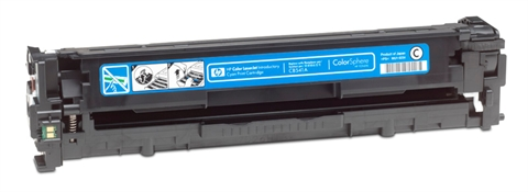 HP CB541A (HP 125A) cyan Compatible Kompatibilní cartridge HP CB 541A (HP125A) - azurová