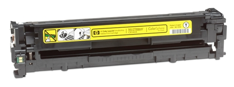 HP CB542A (HP 125A) yellow Compatible Kompatibilní cartridge HP CB 542A (HP125A) - žlutá
