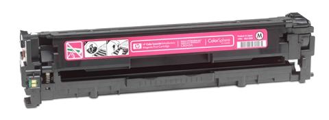HP CB543A (HP 125A) magenta Compatible Kompatibilní cartridge HP CB 543A (HP125A) - purpurová