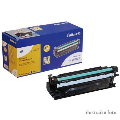 HP CE250X (HP 504X) black Compatible Kompatibilní cartridge HP CE250 X - černá