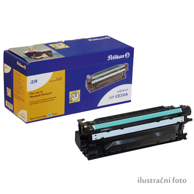 HP CE251A (HP 504A) cyan Compatible Kompatibilní cartridge HP CE251 A - azurová