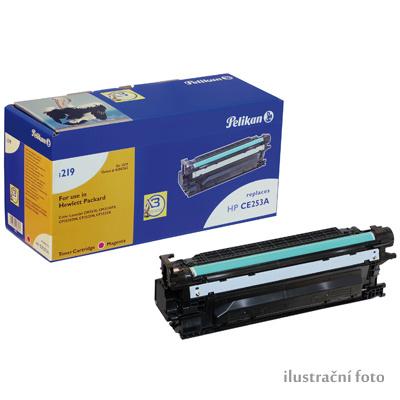 HP CE253A (HP 504A) magenta Compatible Kompatibilní cartridge HP CE253 A - purpurová