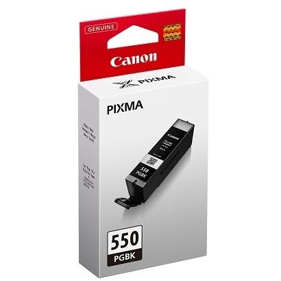 Canon PGI-550Bk black Originál Originální cartridge Canon PGI550PGBk - černá