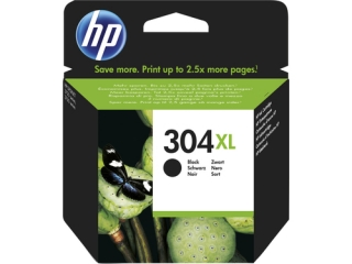HP 304XL (N9K08AE) black original