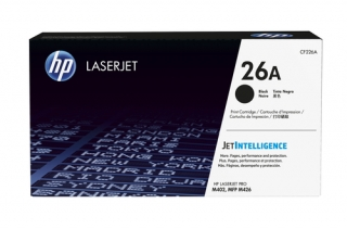 HP CF226A (HP 26A) - black original