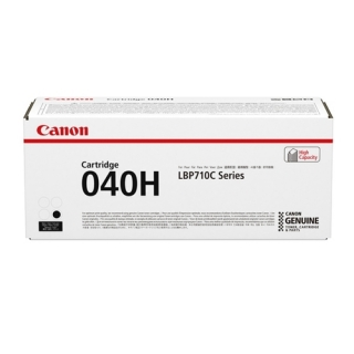 Canon cartridge 040H (CRG-040H) black original
